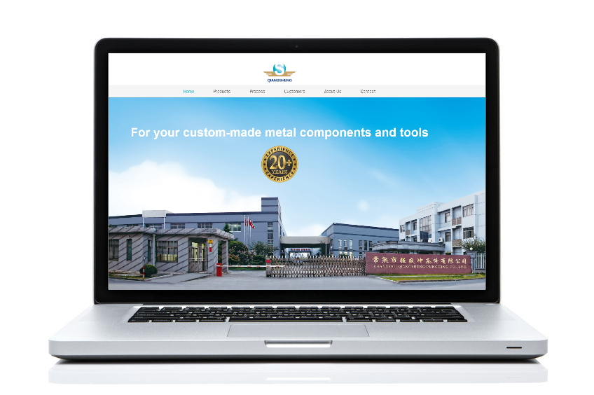BeeWebdesign portfolio - Qiangsheng
